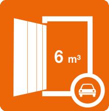 Klein aber fein: Unsere kleinsten Drive-in-Lagerboxen