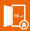 In unserem Boxtyp 3 können Sie das Inventar von circa vier Räumen einlagern.
